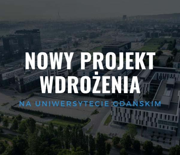 Nowy projekt wdrożenia